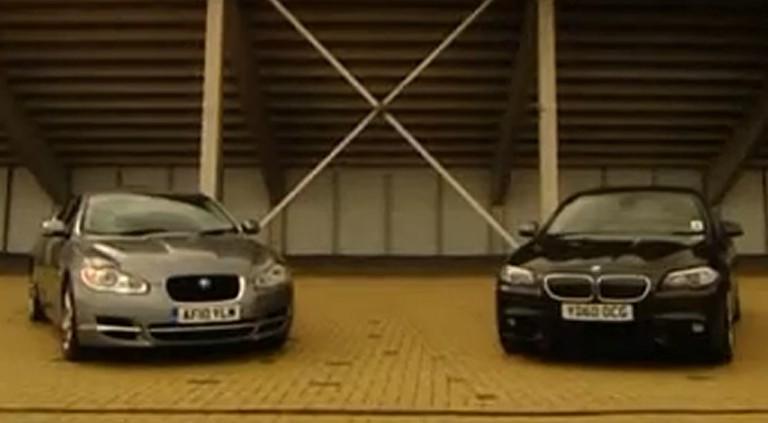 Fifth-Gear-BMW-535d-F10-Jaguar-XF-Diesel-S