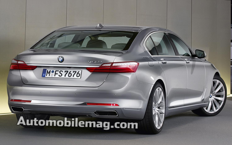 Revine In Atentie Ideea Unui Model Gen BMW M7 Potrivit Publicatiei Automobile Magazine Intentioneaza Sa Lanseze Un M Pentru Viitoarea Generatie