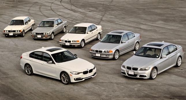 BMW-Seria3-familie