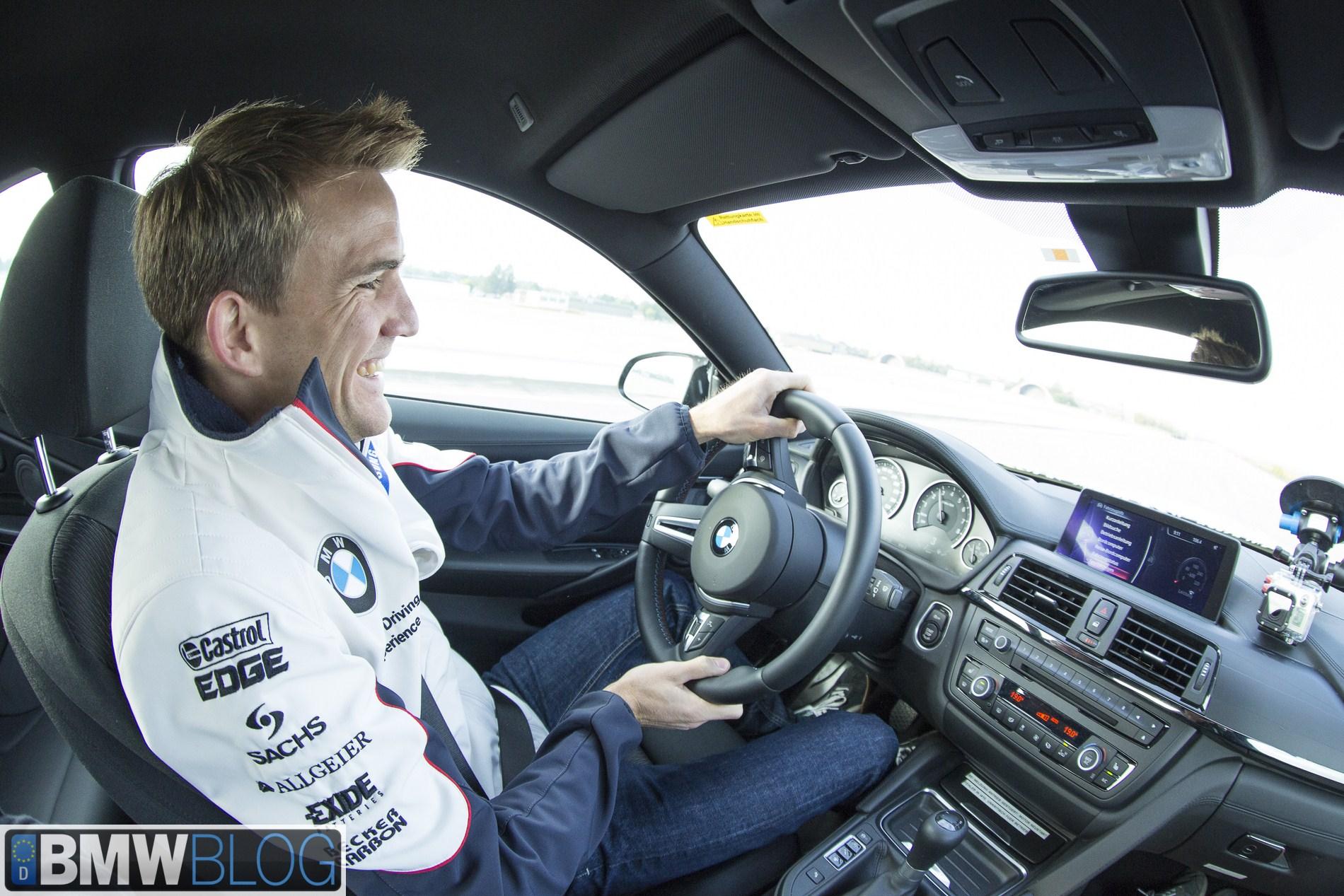 Dirk Werner, BMW Motorsport Driver