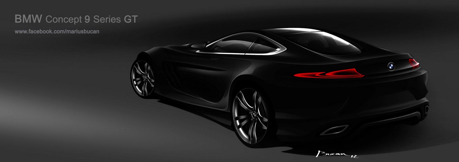 BMW 9 SERIES GT 0