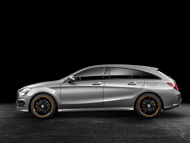 Mercedes-Benz Shooting Brake