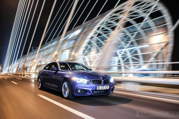 BMW Seria 4 435i xDrive