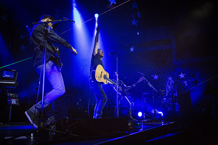 Coldplay în concert la BMW Welt