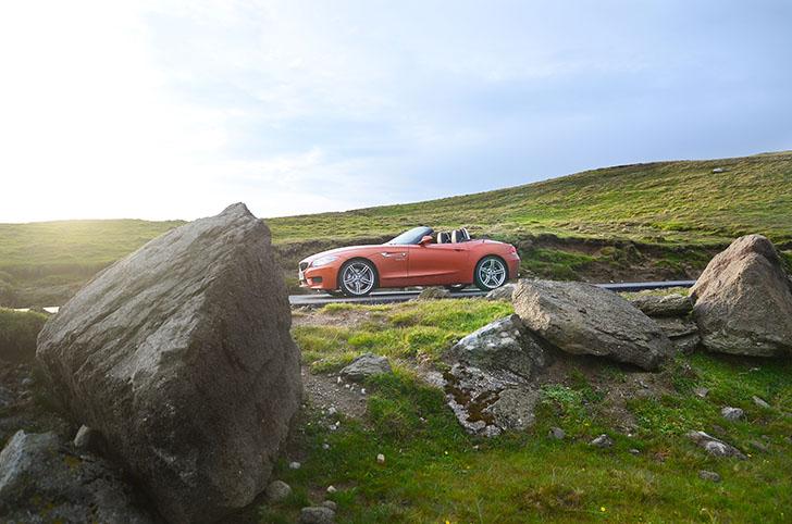 Test drive BMW Z4