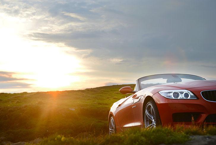 Test BMW Z4