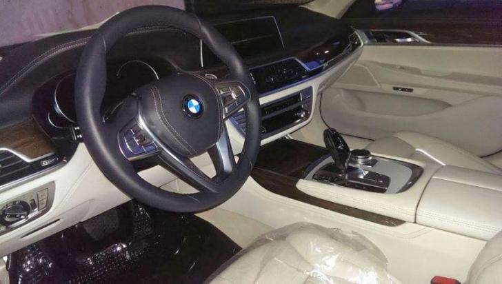 Noul BMW Seria 7 fără camuflaj