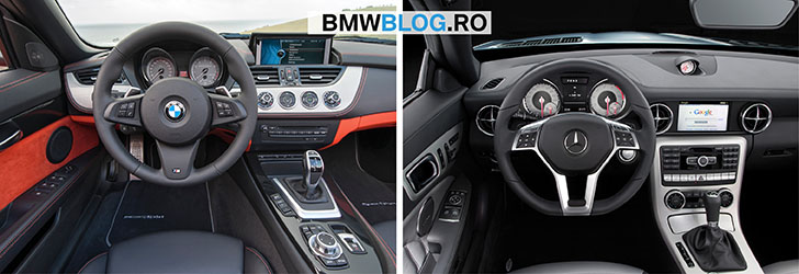 BMW Z4 vs Mercedes-Benz SLK_foto5