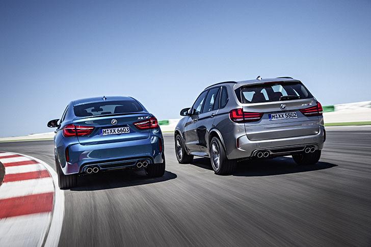 Preturi BMW X5 M si X6 M