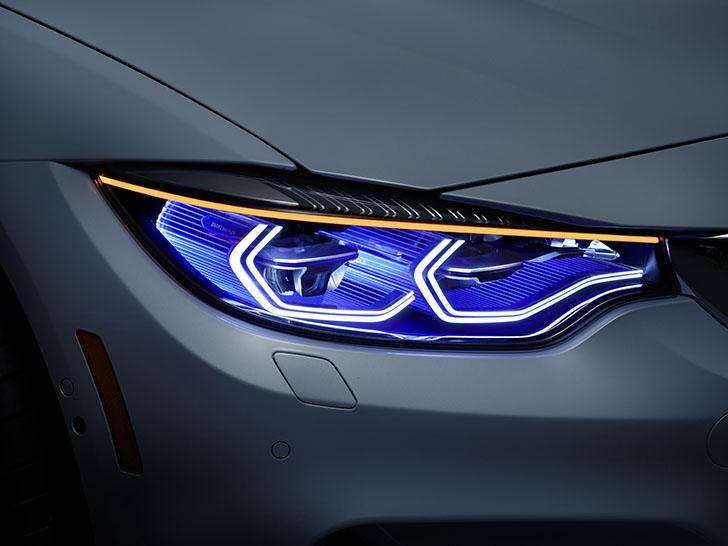 BMW la CES 2015