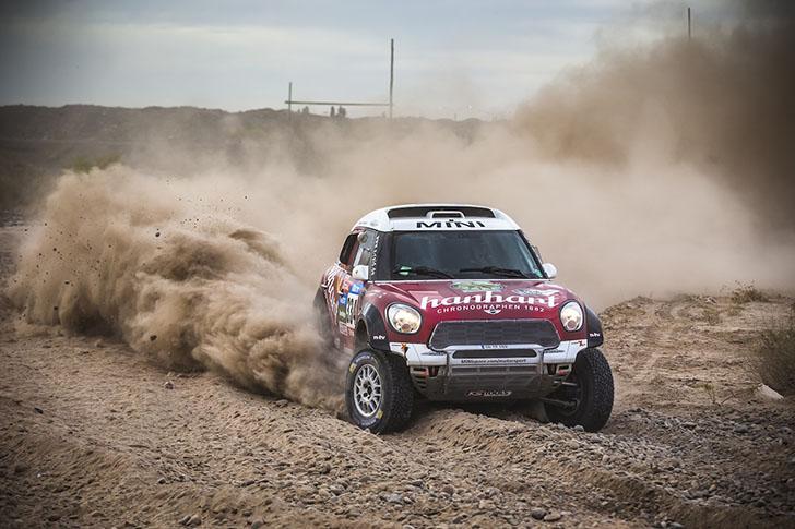 Dakar 2015 - Ziua 4