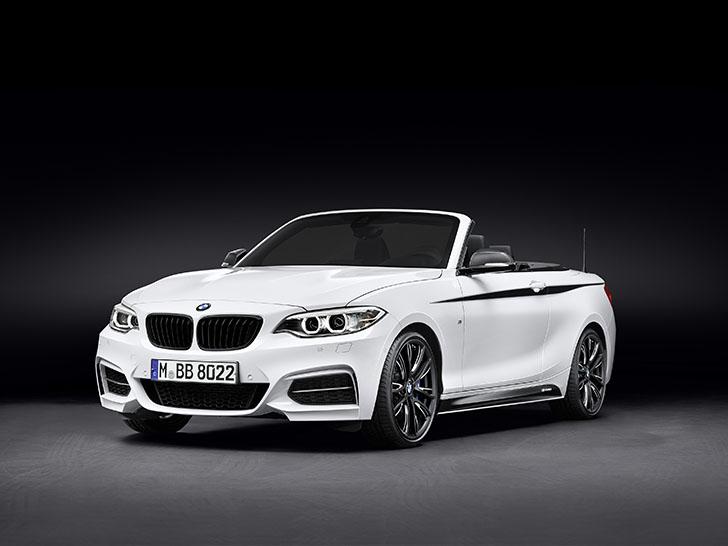 BMW Seria 2 Cabriolet - M Performance