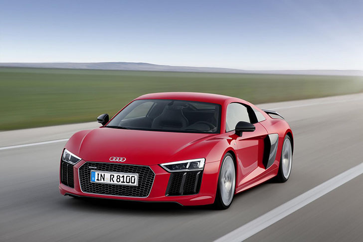 noul Audi R8 V10
