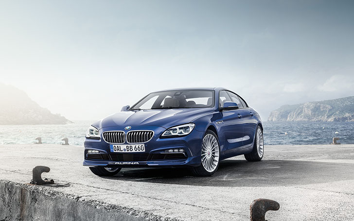 Alpina B6 BiTurbo Gran Coupe