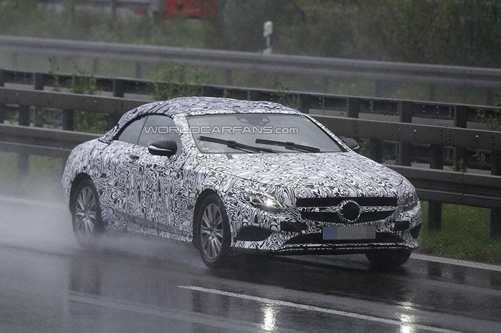 Mercedes-Benz Clasa S Convertible