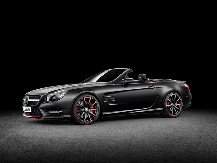 Mercedes_Benz SL 417 Edition