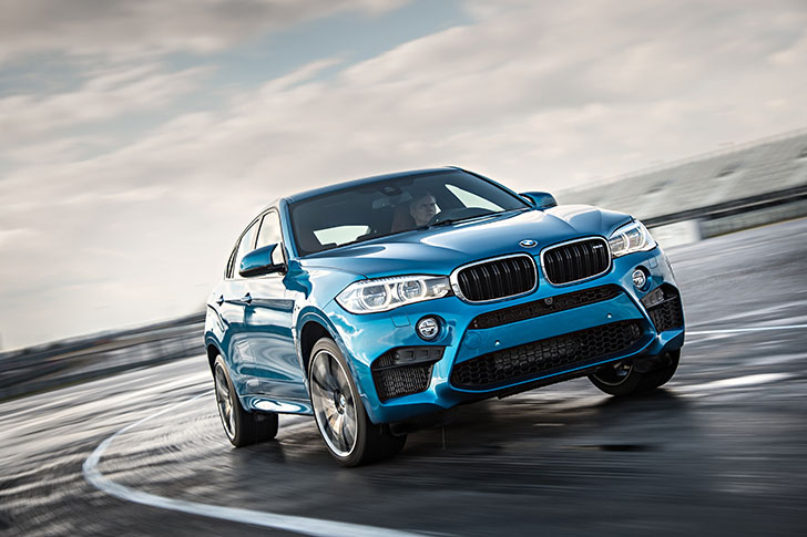 Michelin Pilot Super Sport - BMW X6 M (2)