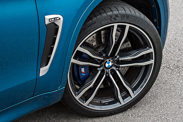 Michelin Pilot Super Sport - BMW X6 M (7)