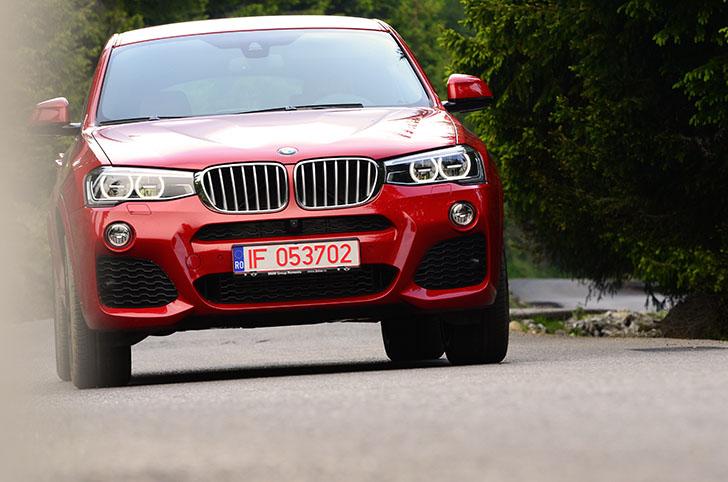 Test BMW X4 xDrive35i