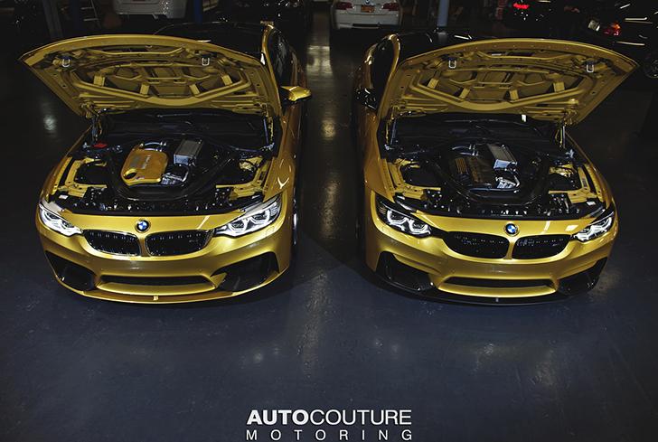 BMW M4 ACM