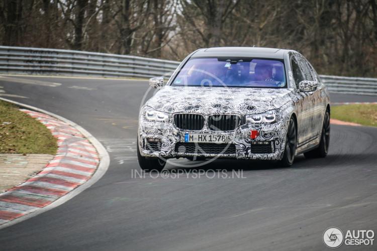 BMW Seria 7 760Li V12 2016