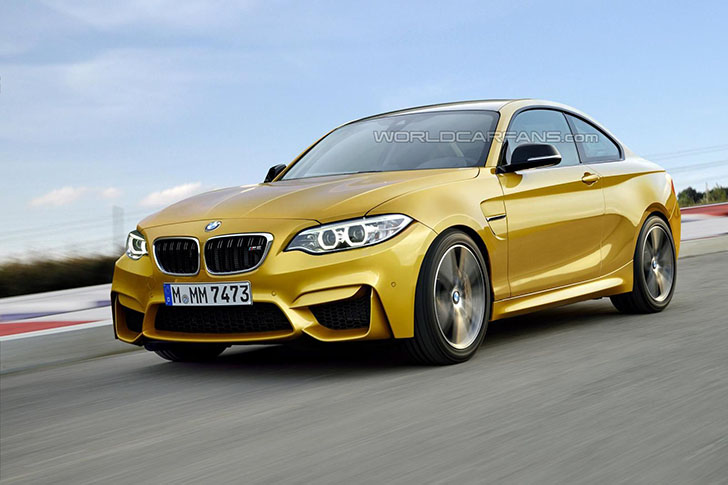 Randare BMW M2 Coupe