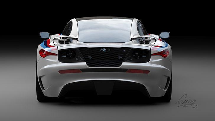 Viitorul BMW M1