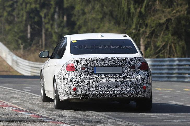 BMW Seria3 facelift (2)