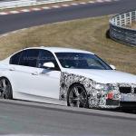 BMW Seria 3 facelift