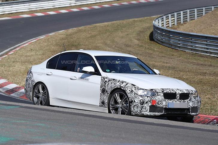 BMW Seria3 facelift (4)