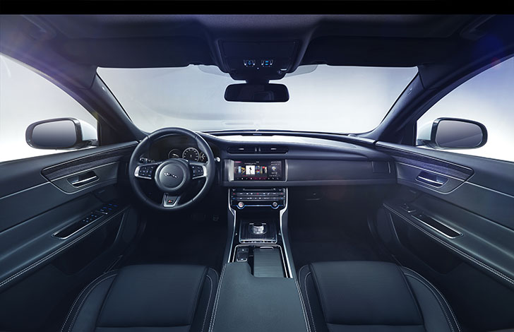 Noul Jaguar XF (11)