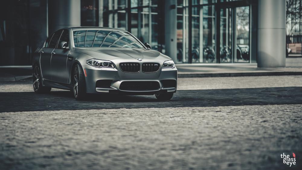 """BMW M5 """"30 Jahre"""""""