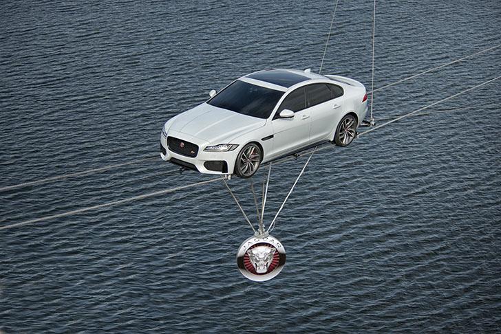 Noul Jaguar XF (1)