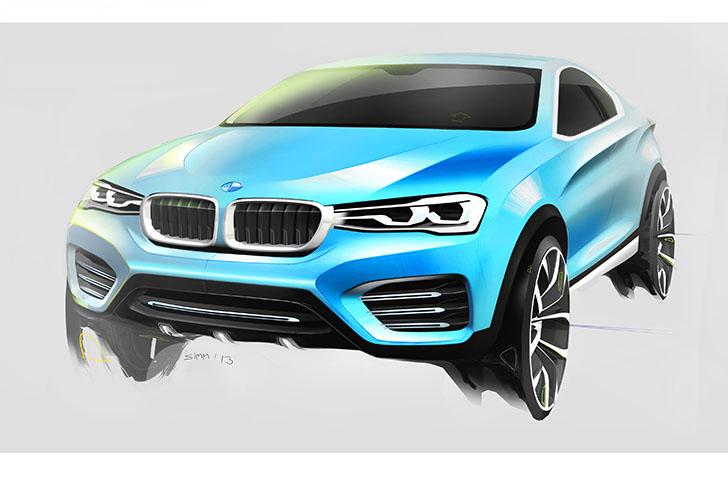 Viitorul BMW XCite randat