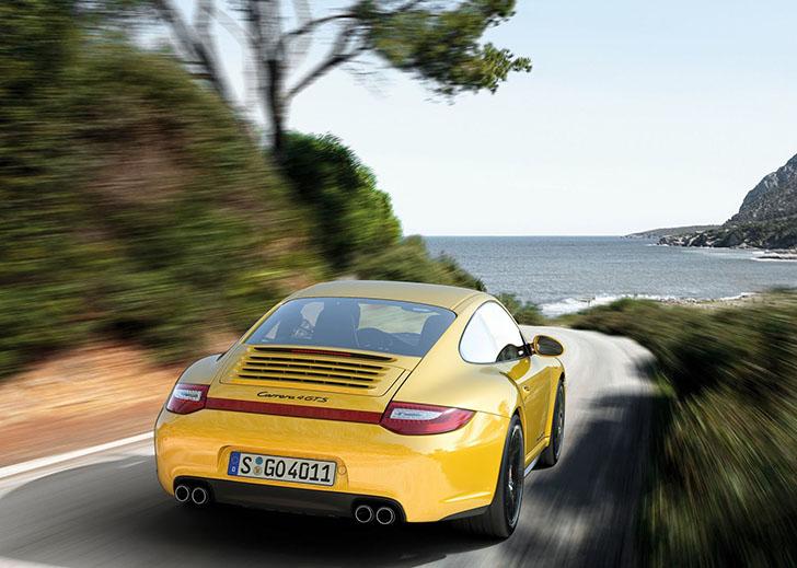 Porsche Carrera 4 GTS (11)