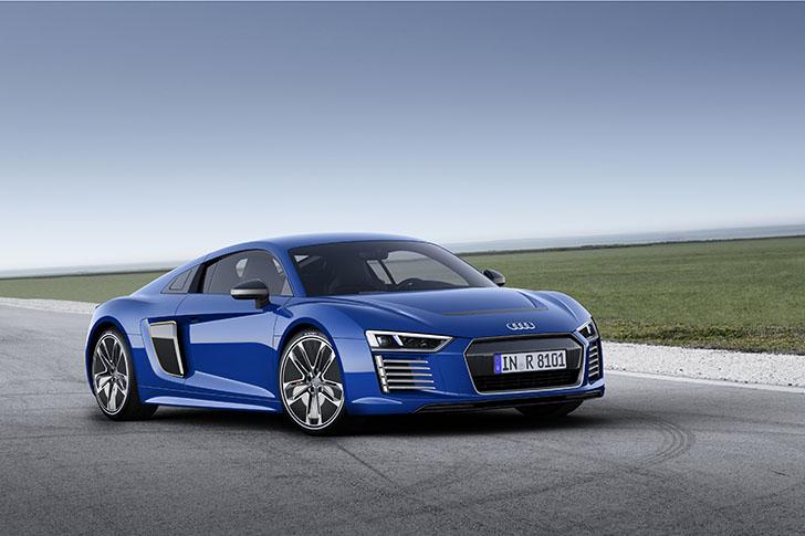 Noul Audi R8 e-tron