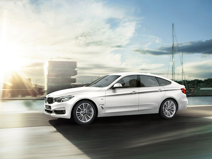 BMW Seria 3 Gran Turismo Luxury Lounge