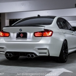 BMW M3 Satin Pearl