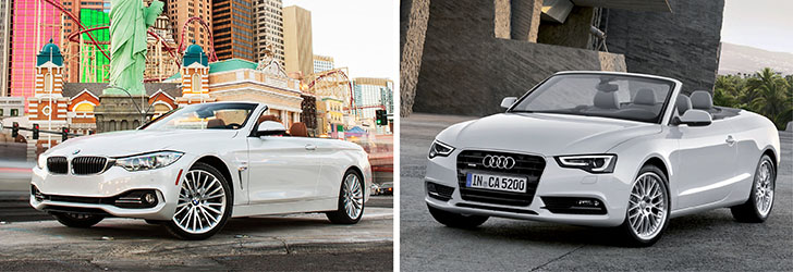 BMW Seria 4 Cabrio vs Audi A5 Cabrio_FT