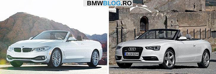 BMW Seria 4 Cabrio vs Audi A5 Cabrio_FT