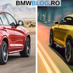 BMW X4 vs Mercedes-Benz GLC Coupe