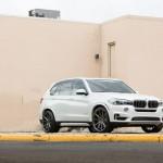 BMW X5 Vossen