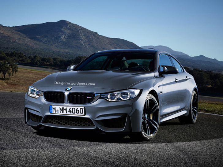 BMW M4 Gran Coupe