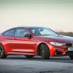 BMW M4 vs. Lexus RC-F