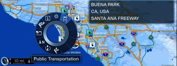 BMW i Navigation