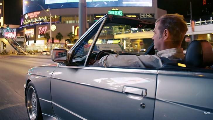 BMW M3 Cabrio - Replică de voie și nevoie
