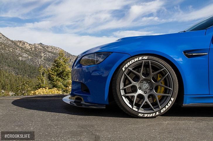 BMW M3 Santorini Blue (23)