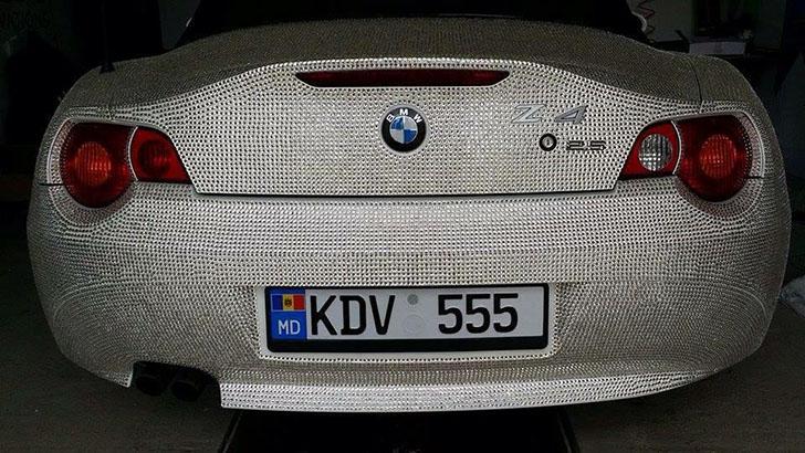 BMW Z4 Swarovski (4)