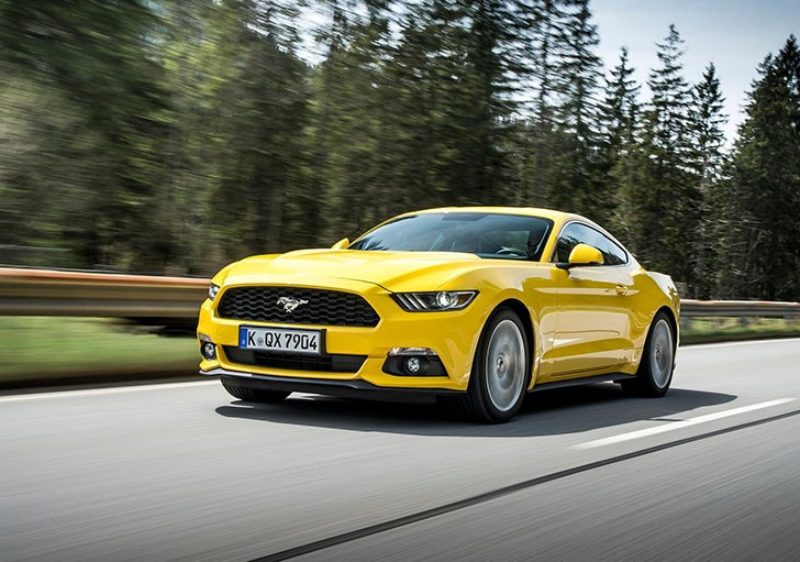 Ford Mustang EcoBoost (15)