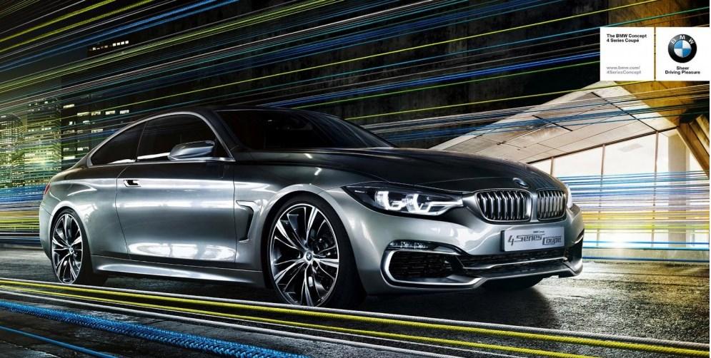 BMW Seria 4 GC
